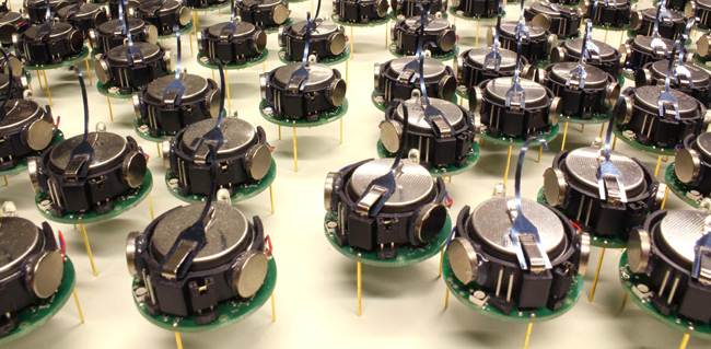 mikro robotlar