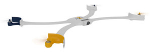 Wearable Drone Nixie