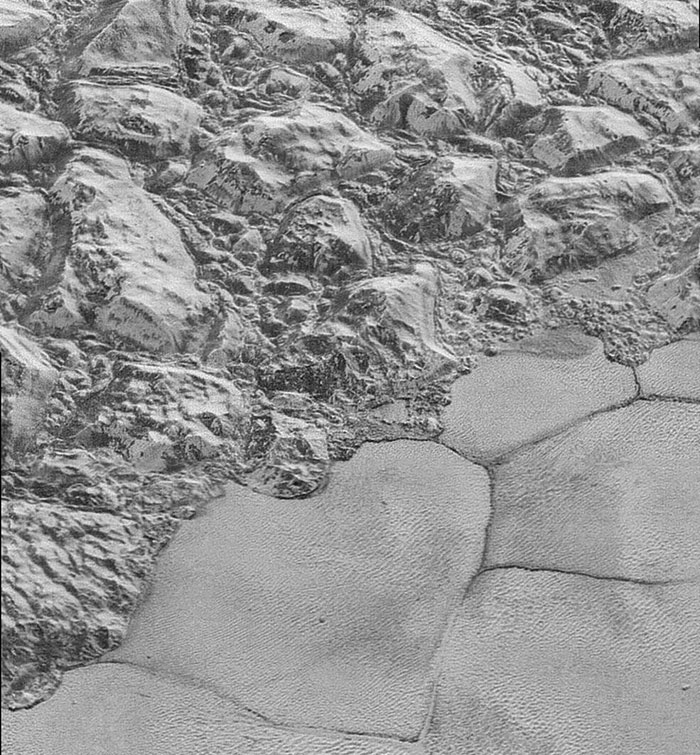 New photos from Pluto