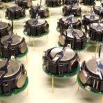 Organize Mikro Robot Sürüleri