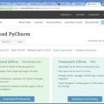 PyCharm Python IDE kurulumu